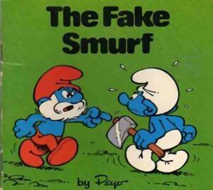 Fake Smurf Book