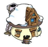 Smurfs' Village Sweepy's Hut