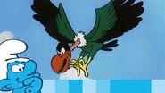 スマーフの怪鳥退治 • スマ―フ