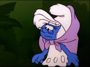 Old Smurfette 2