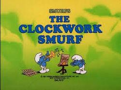 Clockwork smurf title
