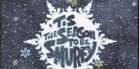 'Tis The Season To Be Smurfy