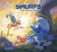 The Art of Smurfs The Lost Village