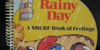Rainy Day: A Smurf Book Of Feelings