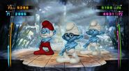Smurfs Dance Party 3