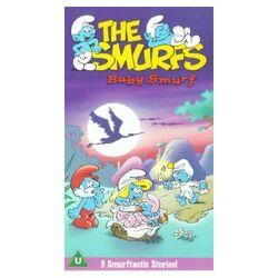 SmurfsBabySmurfVHScover
