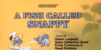 A Fish Called Snappy