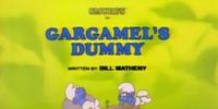 Gargamel's Dummy