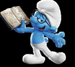 Brainy Smurf 2017Movie 2