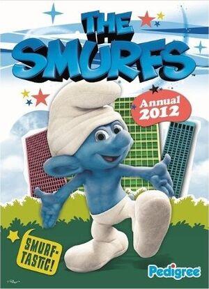Smurfs Annual 2012