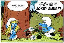 Jokey In Drag