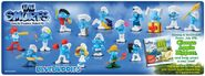 The Smurfs happy meal