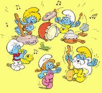 Smurfling Music