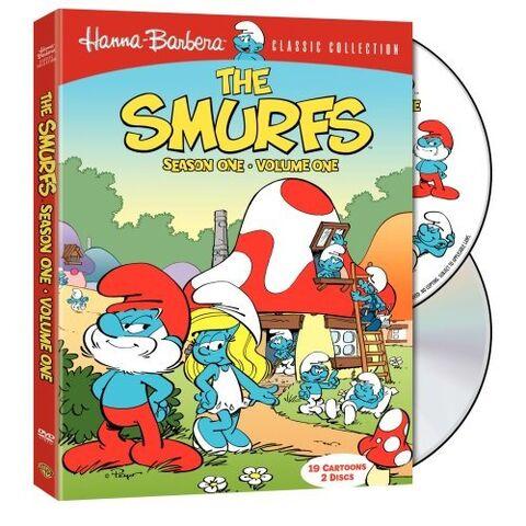 File:Smurfs Season 1 Volume 1.jpg
