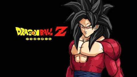 Dragon Ball SoundTrack - Goku SSJ4