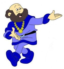 Lord Caravellan