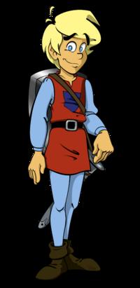 Squire Josten Profile 2