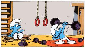 Hefty's Gym 2