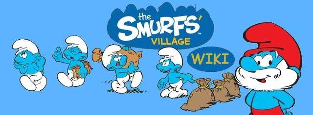 File:Busy smurf village.jpg