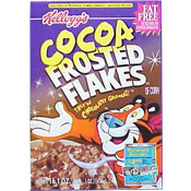 Cocoa Frosted Flakes