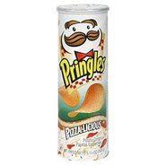 Pizza-Licious Pringles
