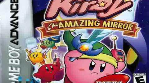 Kirby & The Amazing Mirror - Cabbage Cavern (Area 3)
