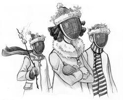Masked-kids