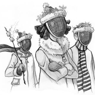 Masked Snow Scouts