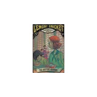 <i>The Austere Academy</i> (UK Paperback)