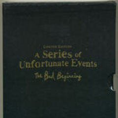 <i>The Bad Beginning: Limited Edition</i>