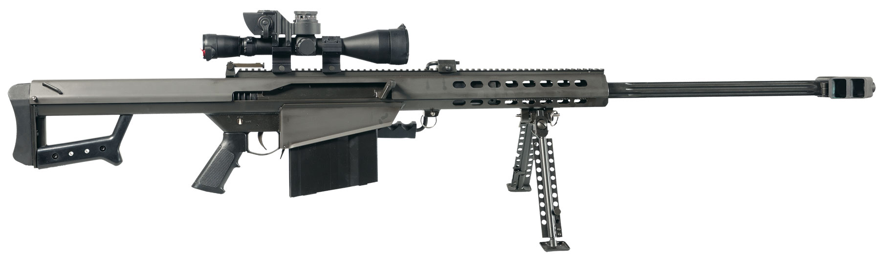 m107 sniper rifle - photo #43