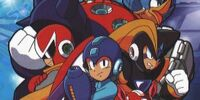 Rockman: Battle & Fighters