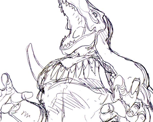 File:KingofDinosaurs-winpose-sketch.png