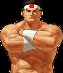 KOFXII-Daimon-CharacterSelect