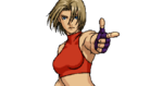 Kof99-blue mary-win