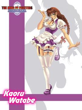 Kaoru-KOF2000