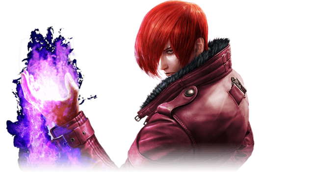 File:Iori yagami the king of fighters xiv .png