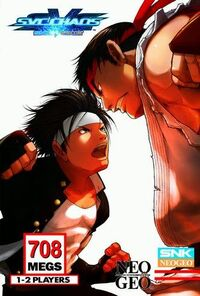 SNK vs. Capcom Chaos (cover)