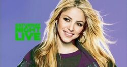 SNL Shakira