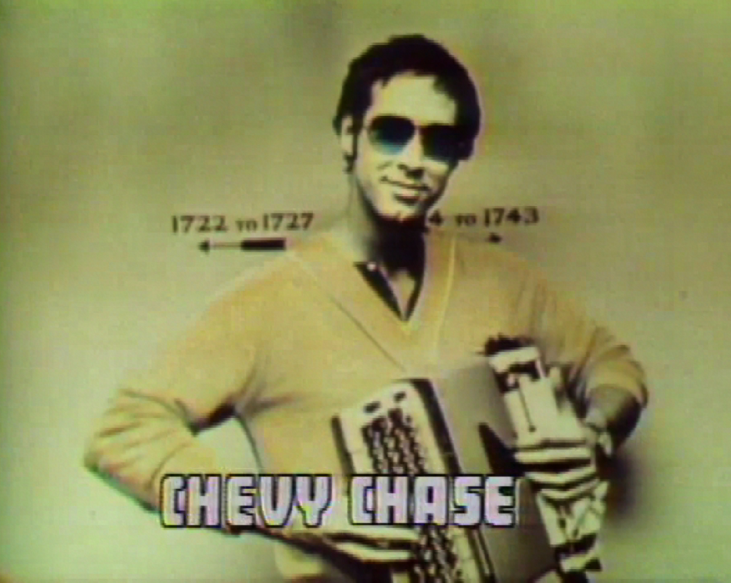Chevy Chase | Saturday...