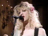 SNL Courtney Love
