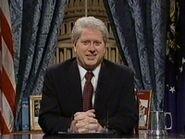 Darrell Hammond as Bill Clinton