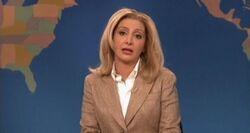 SNL Nasim Pedrad - Arianna Huffington