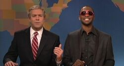 SNL Jay Pharoah - Kanye West