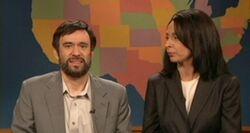 SNL Fred Armisen - Mahmoud Ahmadinejad