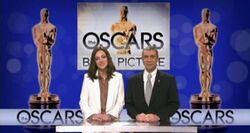 SNL Abby Elliott - Anne Hathaway