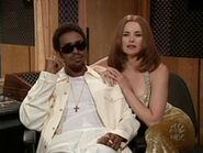SNL Lucy Lawless - Jennifer Lopez