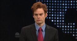 SNL Bill Hader - Conan O'Brien