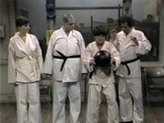 Three Stooges In The May 12, 1984 Episode