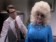 SNL Jane Curtin as Dolly Parton